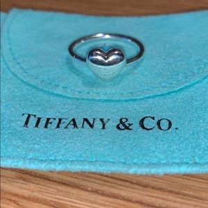 Tiffany & Co. Puffy Heart Ring